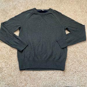 Gap men size Medium green Crew neck Sweater